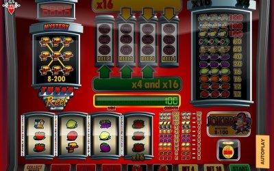 Free deposit casino